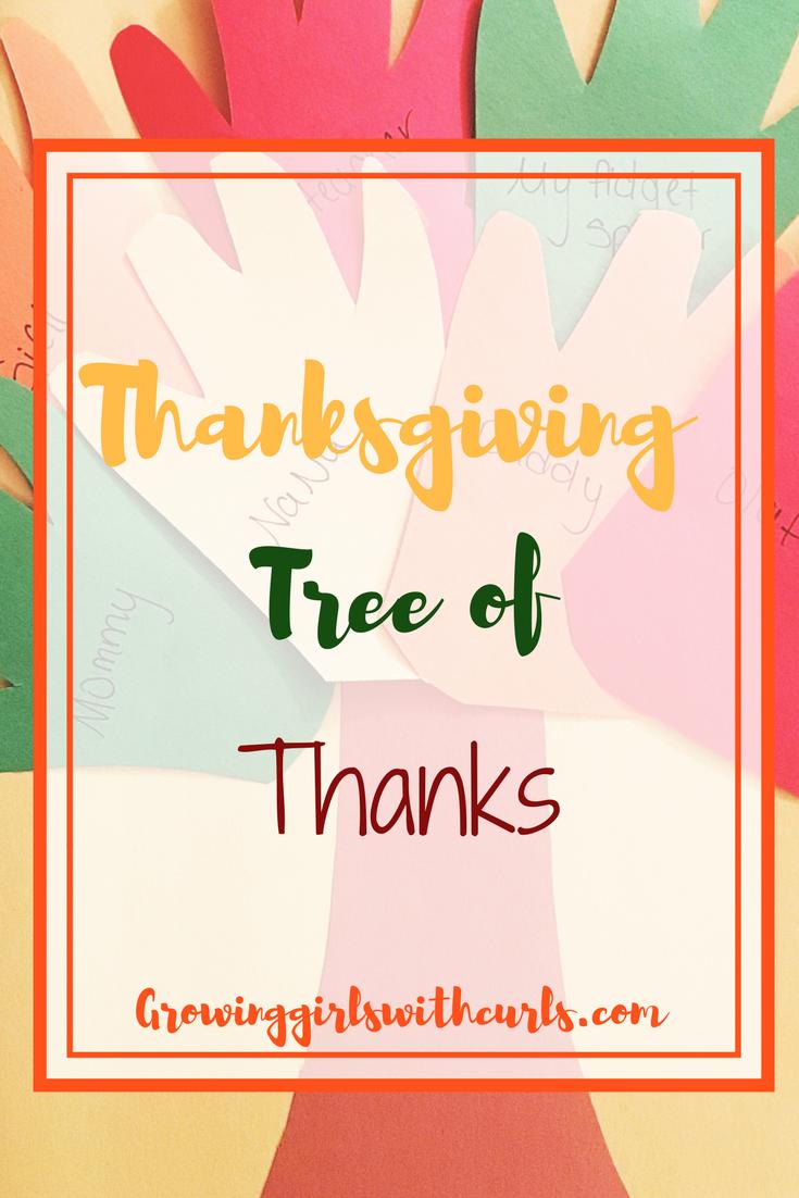 Tree of thanks