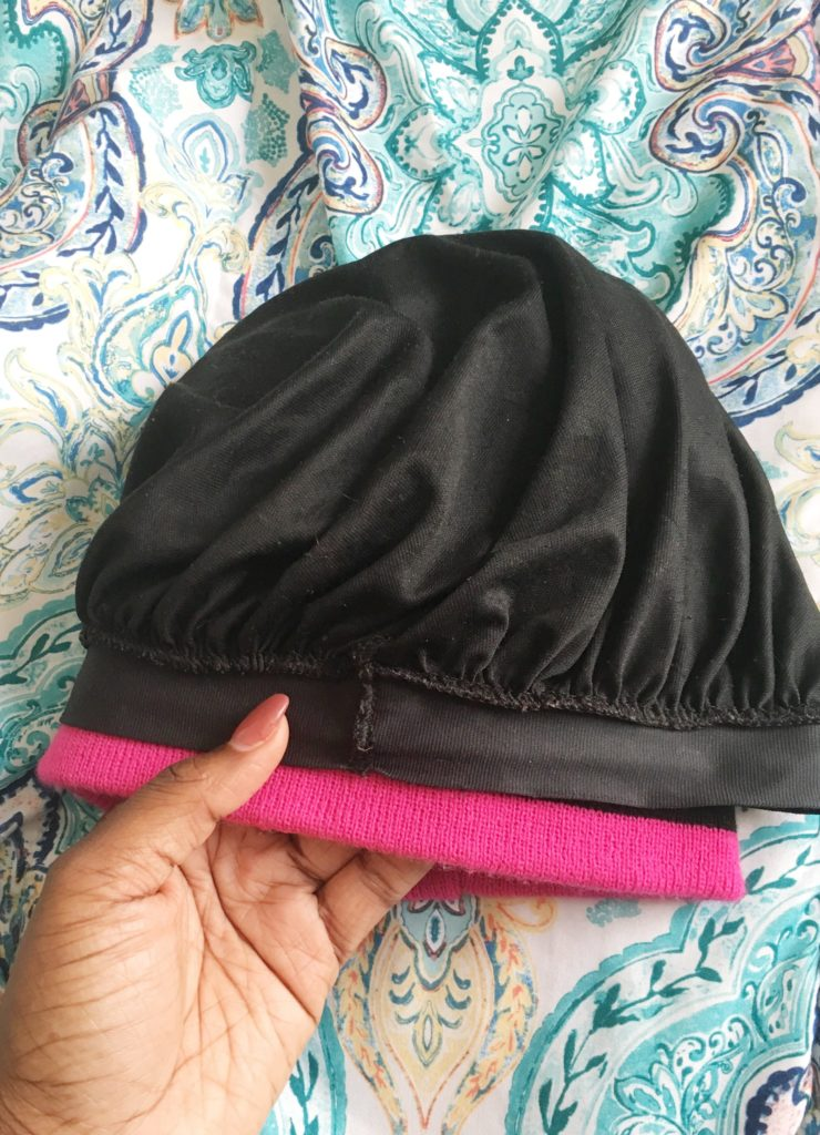 how to make your own satin lined cap
