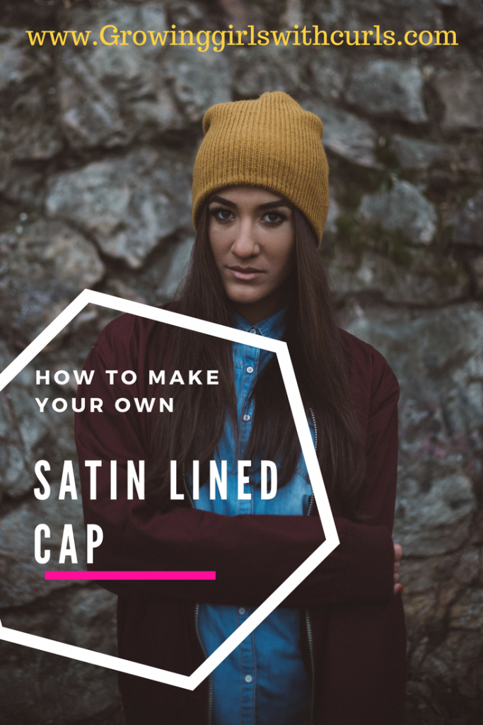 e33cf860896fdb How To Make Your Own Satin Lined Cap -