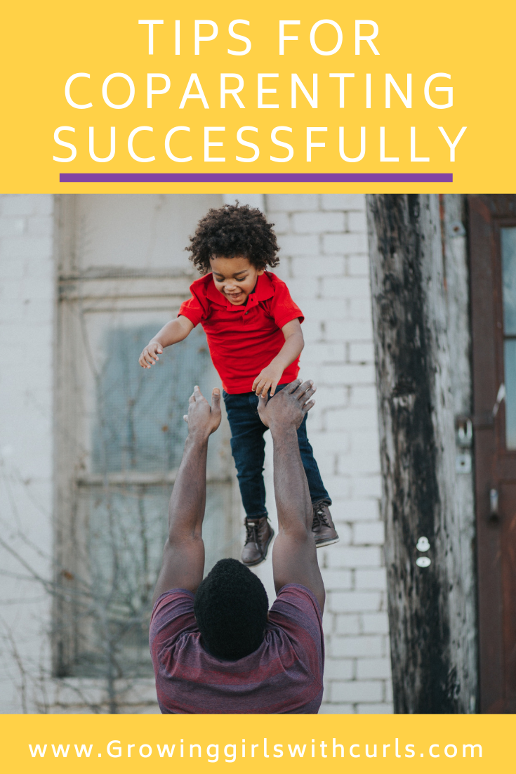 how to co-parent successfully