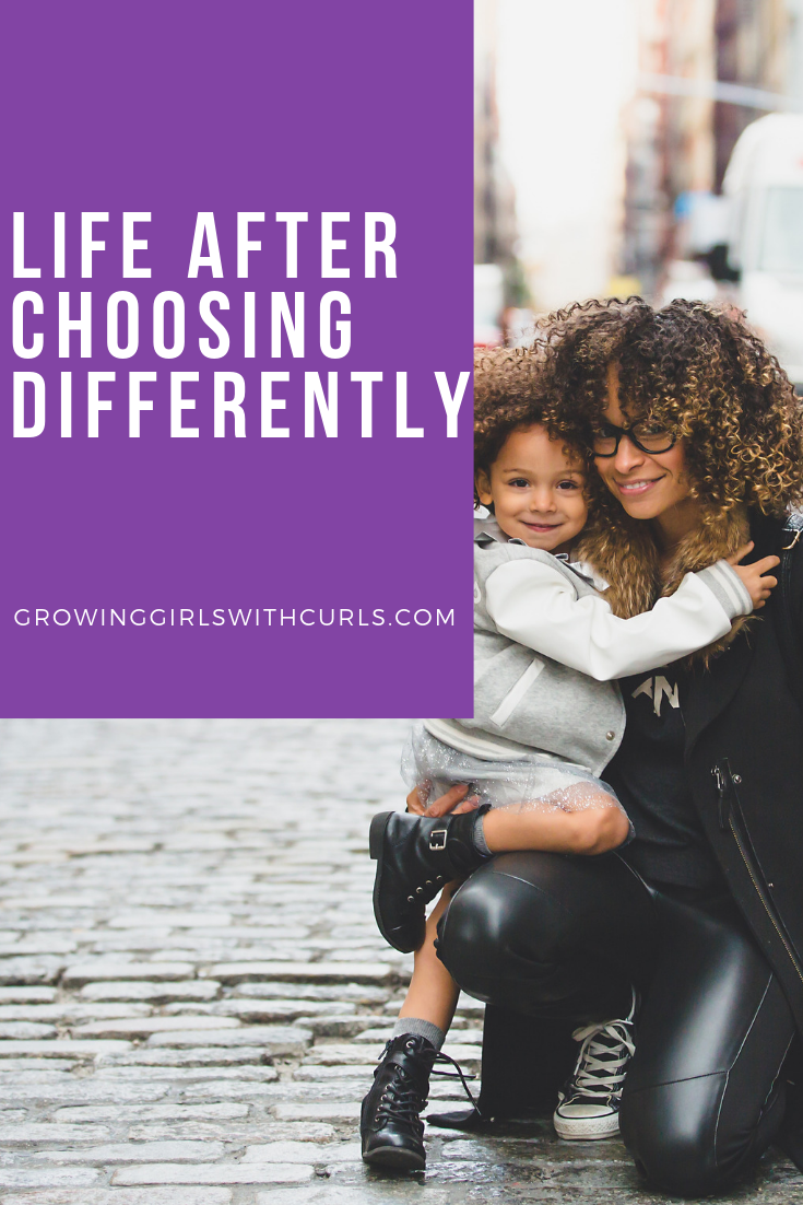 Choosing differently