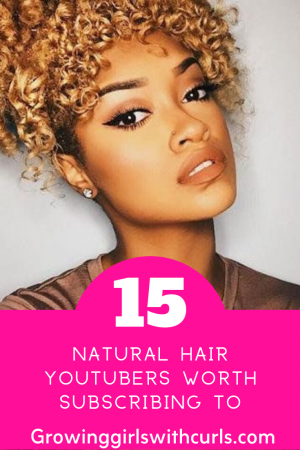 15 natural hair youtubers worth watching