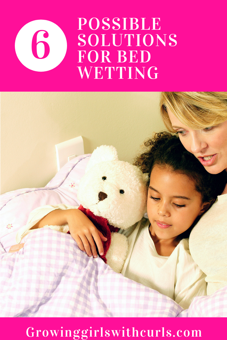 Possible solutions for bed wetting
