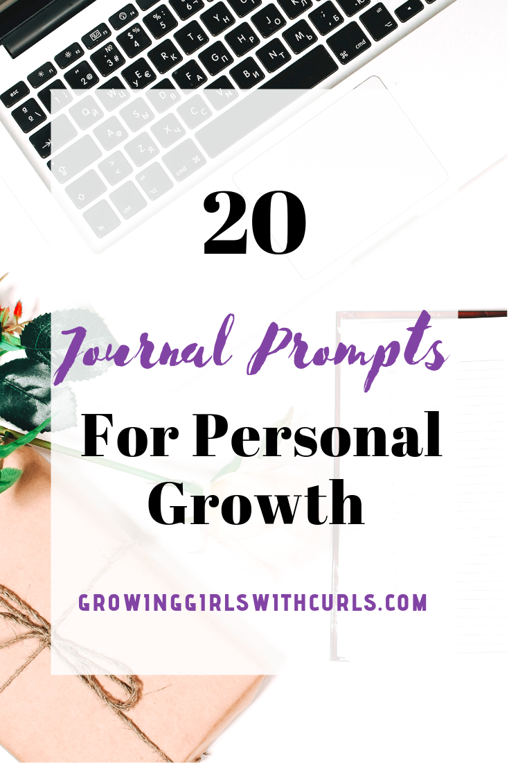 Journal Prompts for personal growth