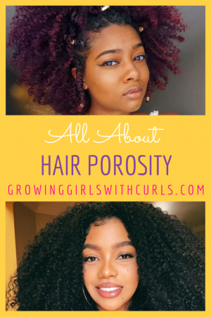 All about hair porosity