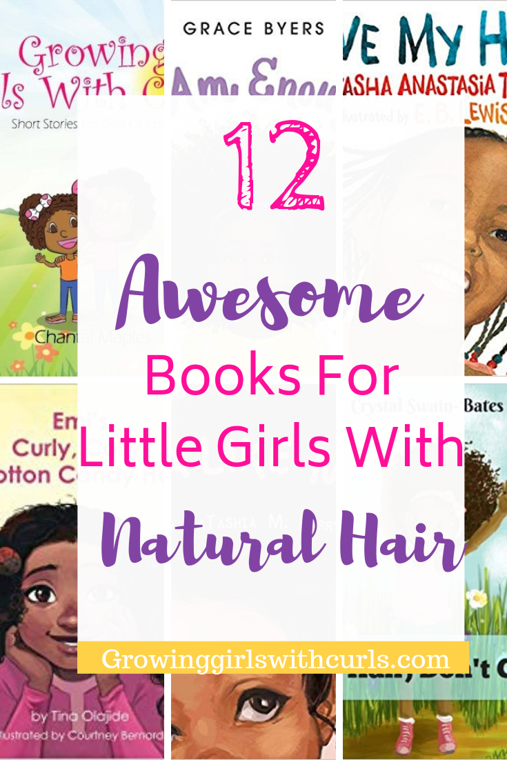 books for little girls with natural hair